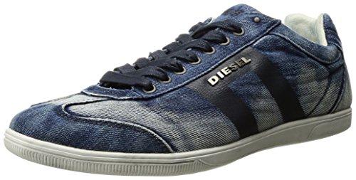 Diesel- Man Vintagy Lounge Mode Sneaker Indigo