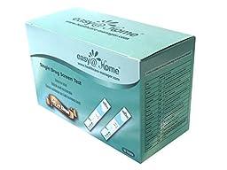 50 Pack Easy@home Marijuana (thc) Single Panel Drug Tests Kit - 50 Tests