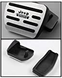 No Drill Gas Brake Pedal Covers Compatible with