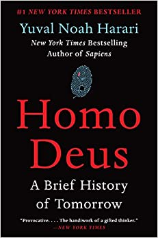 image for Homo Deus: A Brief History of Tomorrow