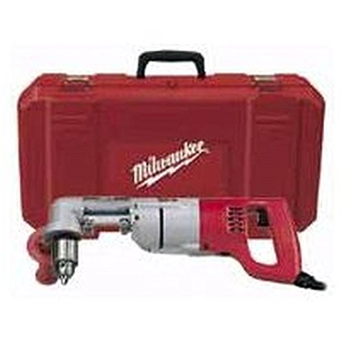 D-handle Right Angle Drill (Milwaukee 3107-6 7 AMP Right Angle Drill for 4-5/8
