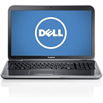 Dell Inspiron i17R-1053sLV 17-Inch Laptop (2.4 GHz Intel Core i3-3110M Processor, 6GB DDR3, 750GB HDD, Windows 8) Moon Silver [Discontinued By Manufacturer]