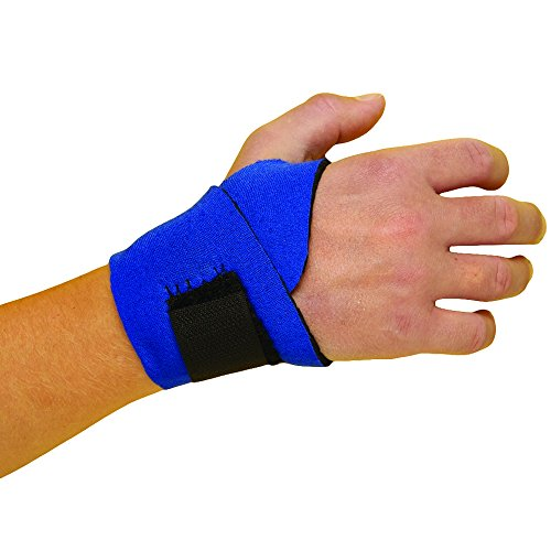 Wrist Pediatric Brace (OTC Kidsline Wrist Wrap, Compression Support, Reversable)