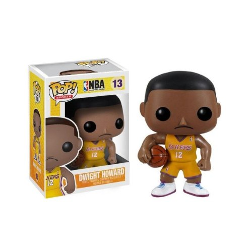 - Funko POP! NBA Series 2 Dwight Howard Vinyl Figure