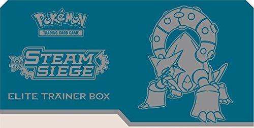 TCG: XY Steam Siege Elite Trainer Box Card Game