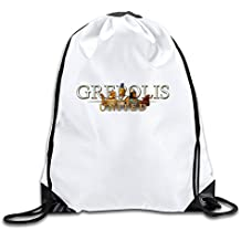Classic Customized Design Grepolis Free-to-play Online Video Game Drawstring Backpack Travel Bag Drawstring Hiking Backpack