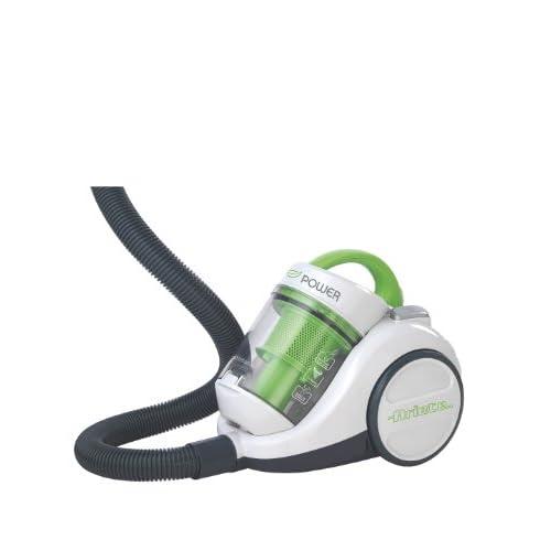 Ariete 2797Cylinder Vacuum Cleaner 1.5L 1000W Vert, Blanc–Aspirateur (Cylinder Vacuum, étage, maison, vert, blanc, métal, filtre hEPa)