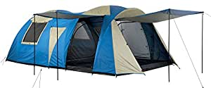 Oztrail Odyssey Duo Large Family Tent (Sleeps 12) Geodesic