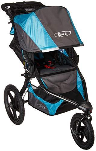 BOB Revolution PRO Jogging Stroller Bundle, Lagoon ()