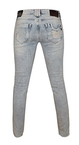 Zhrill Jeans Blue Jeans Donna W7205 W7205 Zhrill Donna 4WwpqzxBqd