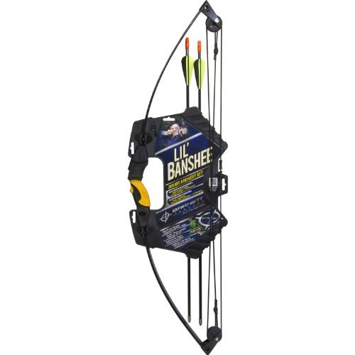 Banshee Lil Compound Barnett (Barnett Lil Banshee Kit Jnr Archery Compound Bow by Barnett)