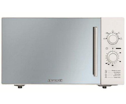 Brandt SM2603W Encimera 26L 900W Color blanco - Microondas ...