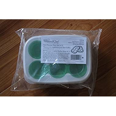 The Pampered Chef Herb Freezing Trays - Set of Two