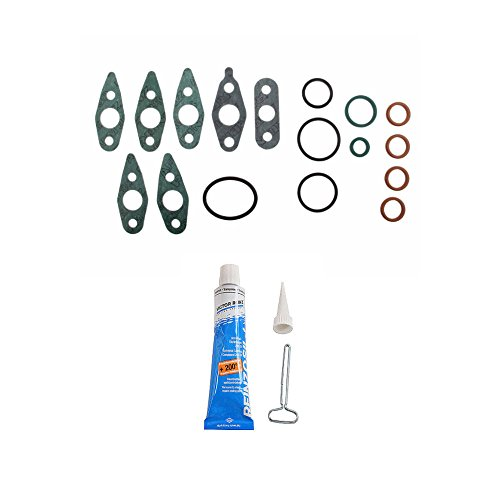 (VOLVO OIL PAN SEAL KIT 5-CYLINDERS AND SOME 4-CYL SEE)