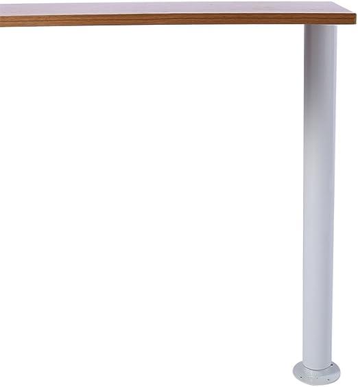 Pata de mesa ajustable, 710-1100 mm, telescópica, barra de ...