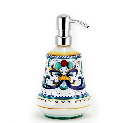 RICCO DERUTA: Liquid Soap/Lotion Dispenser (Medium - 14 oz) [#9519-RIC] by RICCO DERUTA Collection