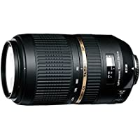 Tamron SP 70-300 F/4-5.6 Di VC USD XLD (IF) Telephoto Zoom Lens for Canon (international Model No Warranty)