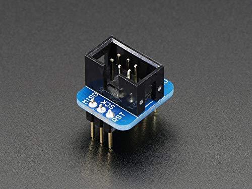 Adafruit 1465 6-pin AVR ISP Breadboard Adapter Mini Kit