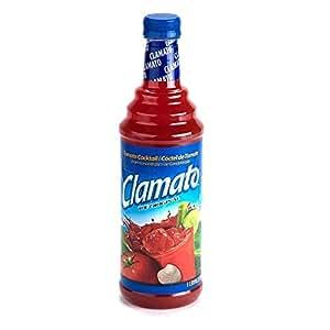 The Original Clamato Tomato Cocktail - 1 Liter