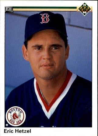 Amazoncom 1990 Upper Deck Baseball Card 673 Eric Hetzel