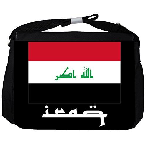 Irak -Flagge - Unisex-Umhängetasche