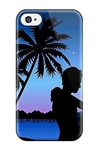 nazi diy Abikjack LabcKcT4036lFVDT Case Cover Iphone 4/4s Protective Case Romantic Paradise