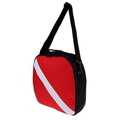 DYNWAVE Scuba Dive Flag Regulator/Octopus Protection Gear Bag with Shoulder Strap