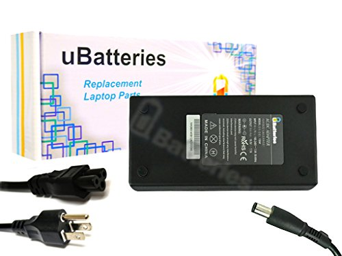 (UBatteries Compatible 19.5V 150W AC Adapter Replacement For Dell Inspiron 20 3043 3045 2200 / Inspiron 23 2350 5348 / Inspiron One 19 Touch/Inspiron One 2020 2205 2305 2320 Series)