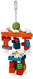 Paradise 6 by 15-Inch Blocks Pet Chew Toy, Large