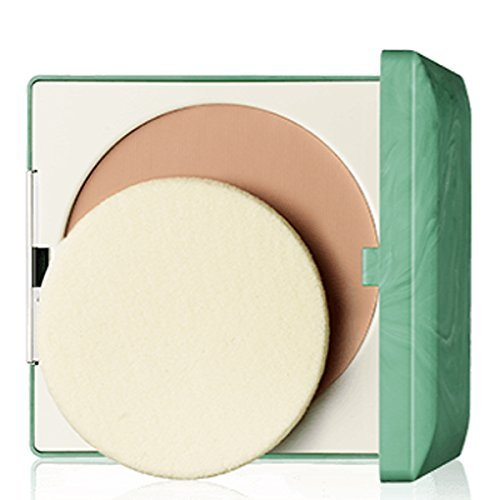 New! Clinique Stay-Matte Sheer Pressed Powder, 0.27 oz / 7.6 g, 03 Stay Beige ()