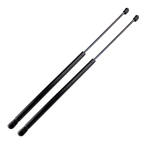 - ECCPP Lift Supports Front Hood Struts Gas Springs Shocks for 2004-2009 Cadillac SRX Compatible with 4398 Strut Set of 2