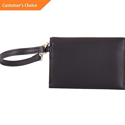 RFID Aria Key Coin 3 Colors Womens Wallet NEW | Model LGGG - 10777 | ()