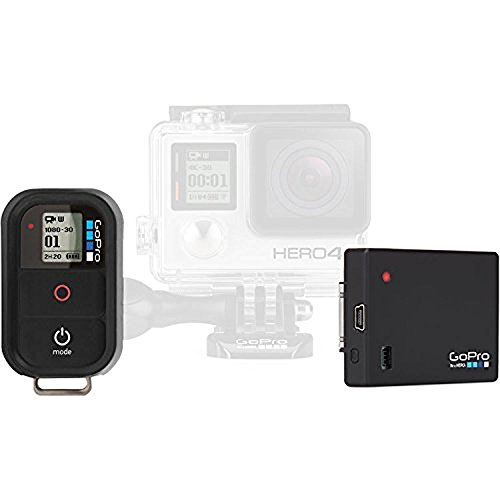 GoPro Wi-Fi Remote and Battery Bundle