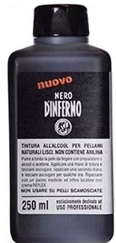 Nero D'Inferno Dye 250ml Dark - Inferno Nero