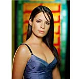 Charmed Holly Marie Combs as Piper body turned partially to the right 8 x 10 Inch Photo