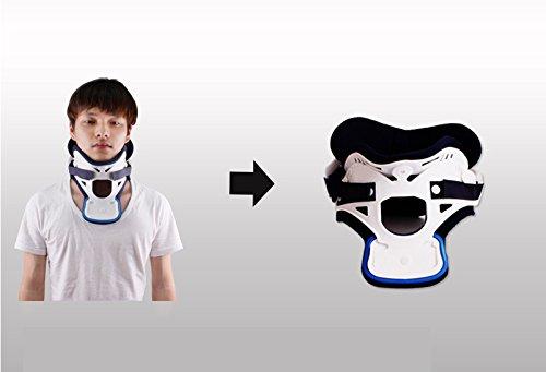 HBCB Neck Traction Pain Relief Cervical Disk Therapy Turtle Neck Protection Kit (HBCB-400M 62cm(H) X 18.5cm(H))