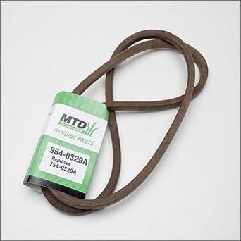 MTD Genuine Part 954-0329A - Cortacésped para motociclista (38 ...