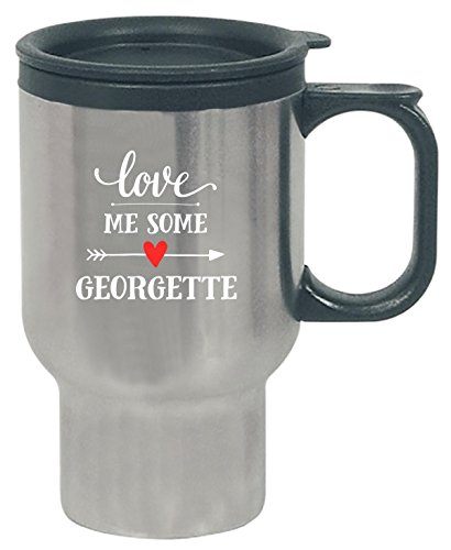 Love Me Some Georgette Cool Gift - Travel Mug ()
