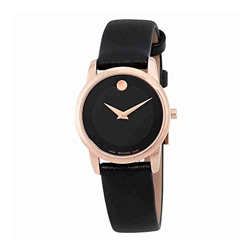 Movado Women's Classic Museum - 0607079 Rose Gold One Size