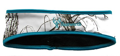 Review Of Huntworth Performance Fleece Ladies Snow Camo Ear Band Fleece Insulated