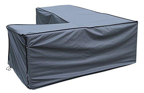 SORARA Housse de Protection Canapé d\'angle | 235 x 235 x 70/100 cm ...