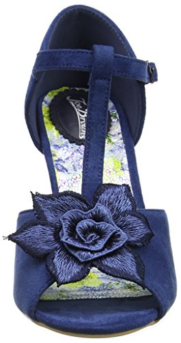 In Joe Browns Shoes Blue bar Paris April Salomés Femme T cobalt A Bleu fTEncrTq1