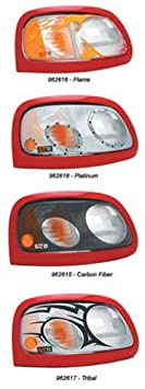 Dodge Ram Fs Pickup 94-01 Probeam Headlight Covers Platinum