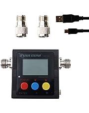 Surecom Gam3Gear Sw-102 Digital VHF Uhf 125-525Mhz Power & SWR Meter