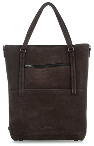Marc O'Polo Fortyfour Borsa tote marrone scuro