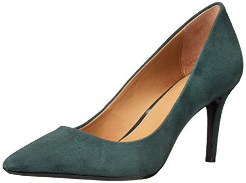 Evergreen Calvin Women's Suede Pump Gayle Klein qT4Fwf1