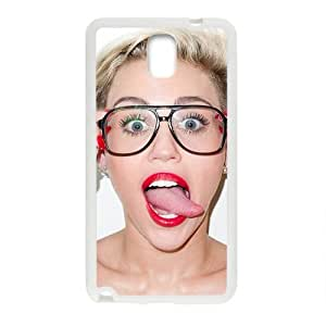 Miley Cyrus Cell Phone Case for Samsung Galaxy Note3