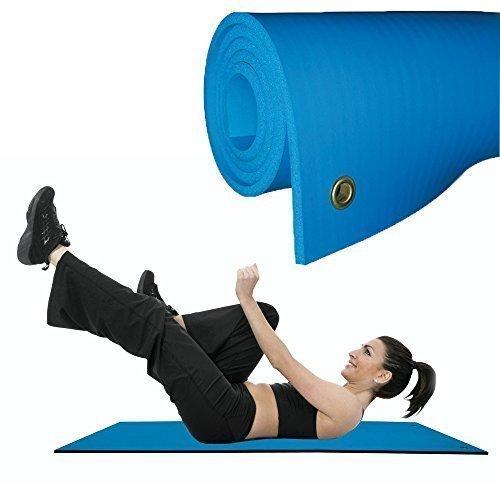Sveltus Soft & Flexible Exercise/Fitness High Density Foam Aerobic Mat 140Cm