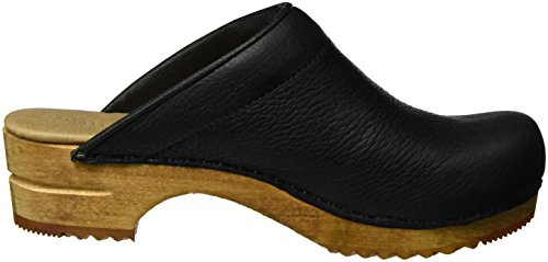 Open 2 Brown Women's Clogs Sirkit Black Black Sanita x6E8TwH