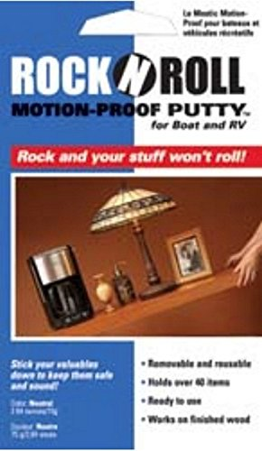 Ready America MRV88112 RV Trailer Camper Fasteners Motion-Proof Putty (1)